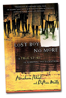 Lost Boys No More Book Cover