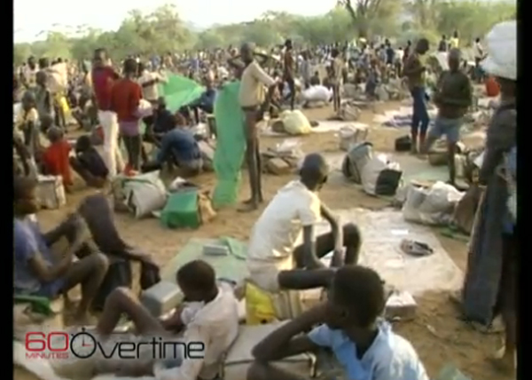 Life in the refugee camps for the Lost Boys of South Sudan
